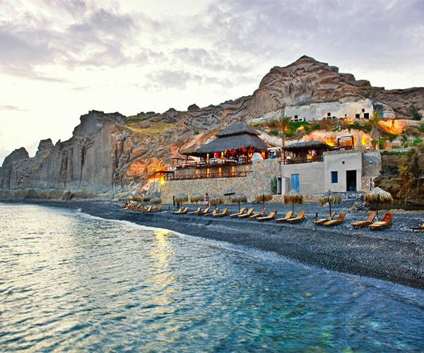 The ultimate Greek guide: beach bars edition