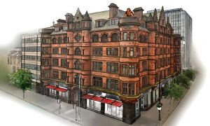 George Best to Overlook Donegall Square from New Belfast Hotel Rooftop