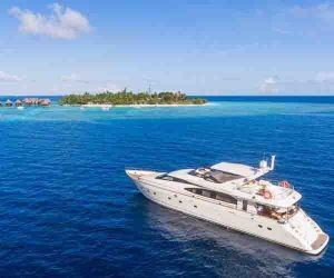 Top 5 yacht charter honeymoon destinations
