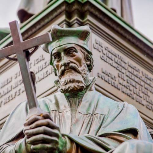The legend of Bohemia's rebel, Jan Hus