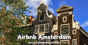 Airbnb in Amsterdam