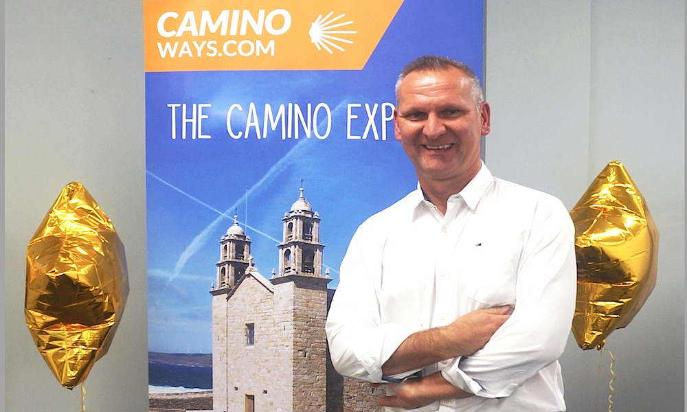 Volker Lorenz Joins CaminoWays.com as Chief Operations Officer