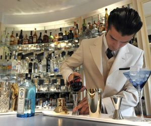 The world's most luxurious bars