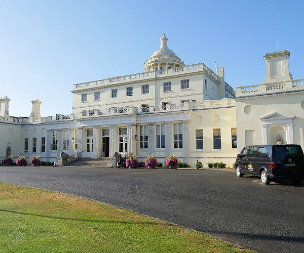 Short stay: Stoke Park Country Club, Spa and Hotel, Stoke Poges, Buckinghamshire, UK