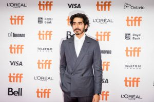 Dev Patel charmed Toronto and was overwhelmed by puppies