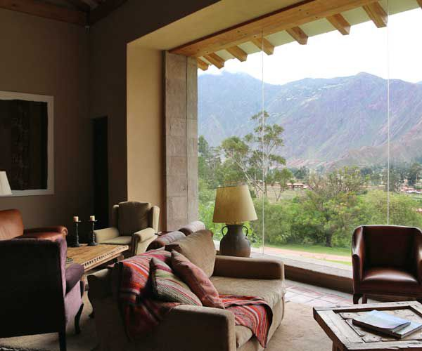 The top 5 luxury hotels in Peru's Sacred Valley