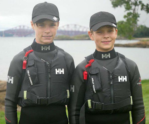 Luxurious journey treats: Helly Hansen race crusing particular