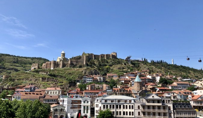 Discovering Love and Residence in Tbilisi, Georgia