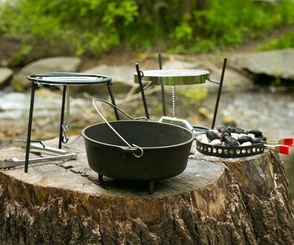 Luxurious journey treats: glamping equipment particular