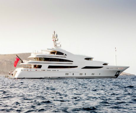 5 distinctive locations greatest skilled by yacht