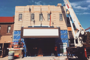 Toronto's old Paradise Theatre getting closer to its grand reveal