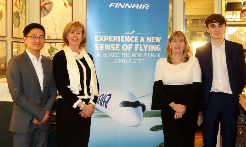 Finnair Hosts Top Agents to Briefing in Dublin