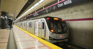 An extension to the Sheppard subway is back on the table