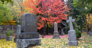 Mount Pleasant Cemetery is a journey through Toronto's history