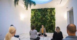 Meditation gyms are becoming a thing in Toronto