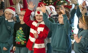 Dublin Airport to Host Biggest Ever Christmas Entertainment Programme