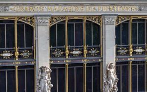 Guide to Les Grands Magasins: Discovering the Marvelous Department Stores in Paris