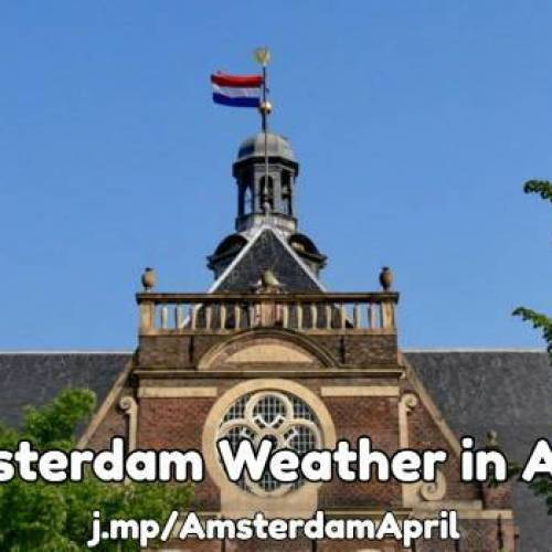 Amsterdam weather in April