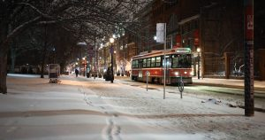 Toronto upset after waiting for streetcars in the cold