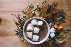 Have a delicious hot chocolate in Barcelona