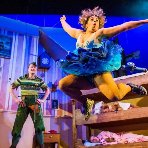 Theatre Review: Peter Pan Goes Wrong