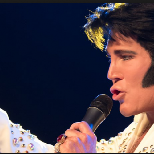 Gordon Hendricks is Elvis Australian Tour