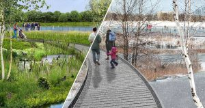 One of Toronto's biggest waterfront parks is getting a makeover