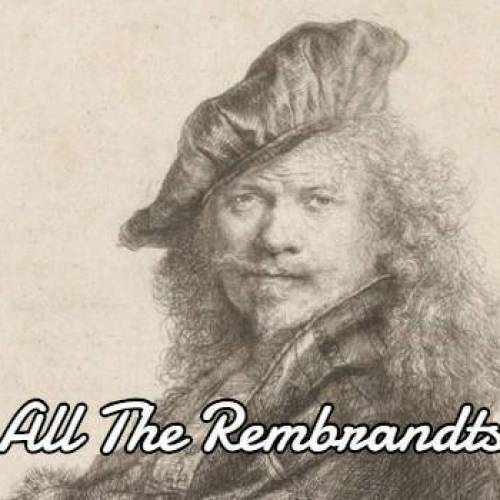 Rijksmuseum: 'All The Rembrandts' Exhibition