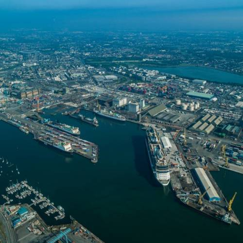 Dublin Port to Restrict Number of Cruise Ship Visits
