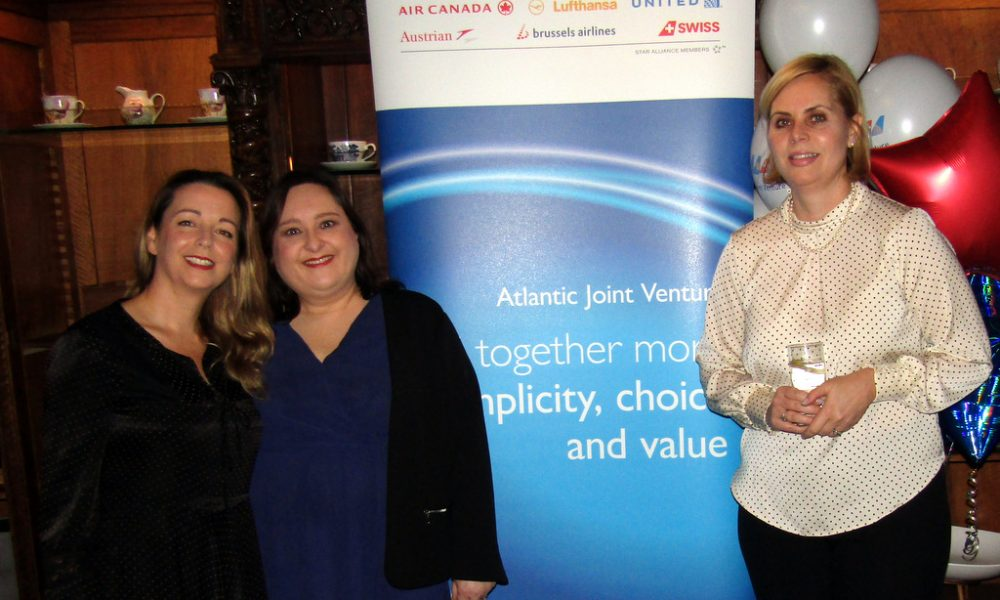 Atlantic Joint Venture: a Partnership of Air Canada, Lufthansa Group and United Airlines