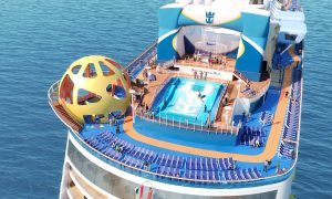 Royal Caribbean Welcomes Spectrum of the Seas to the Fleet