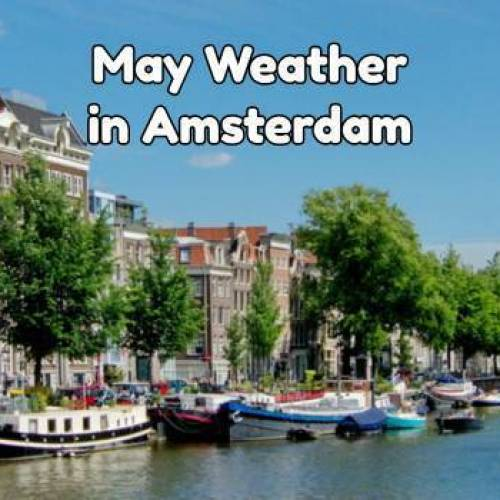 Amsterdam weather in May