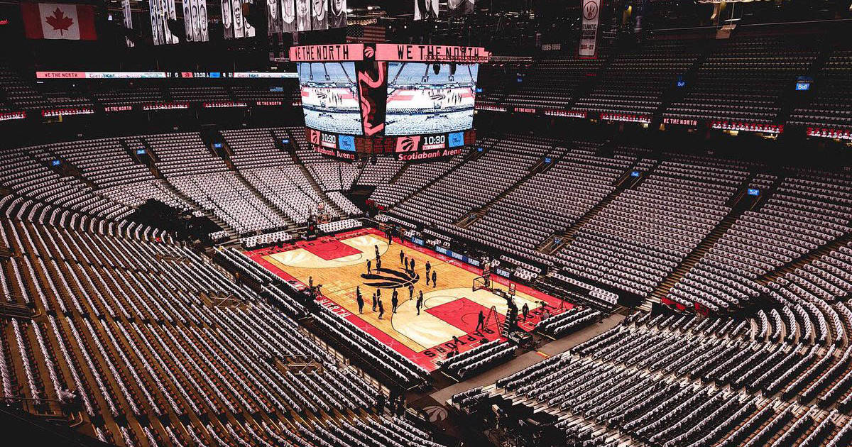 Toronto is complaining about Raptors playoff tickets