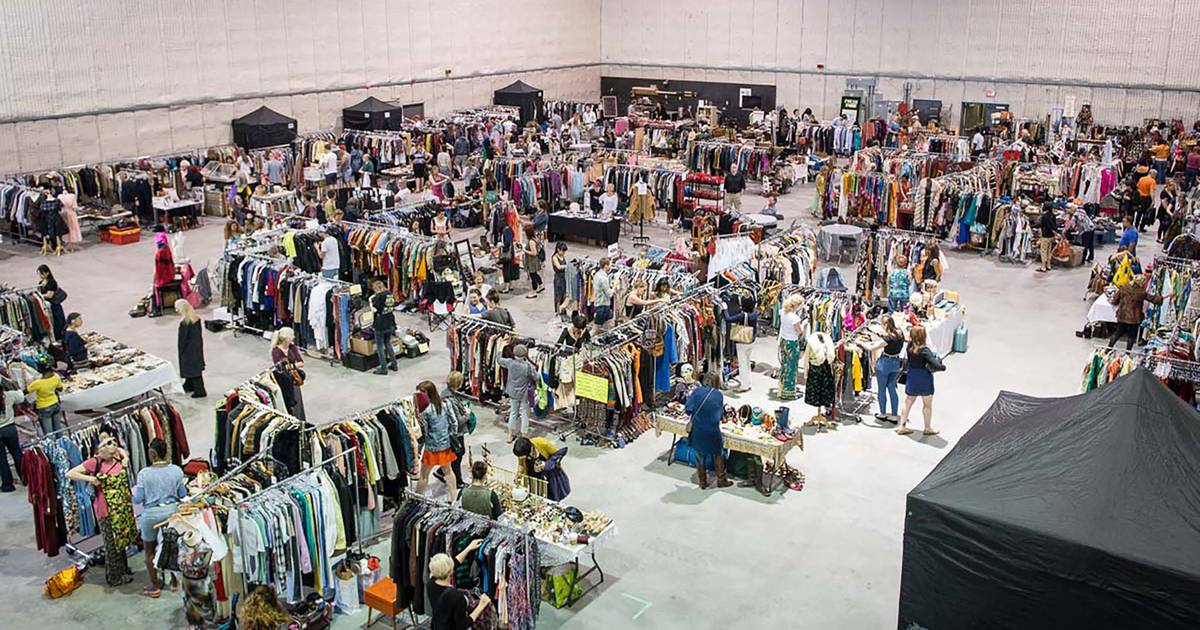 The top 17 warehouse sales in Toronto this May