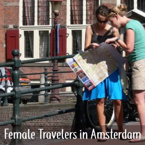 Female travelers: Are women safe in Amsterdam?
