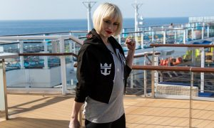 Come Dancing with Kimberly Wyatt on Royal Caribbean's Explorer