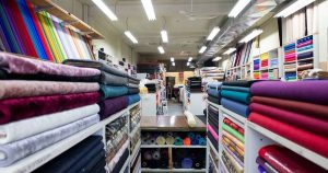 A guide to all the fabric and bead stores on Queen West