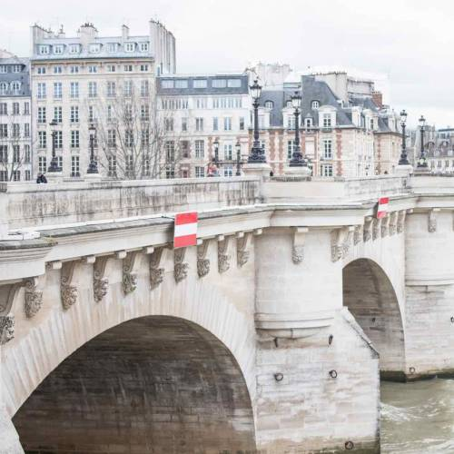 Here are 5 of the Most Beautiful Bridges in Paris