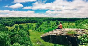 This hiking trail in Ontario comes with an epic lookout point
