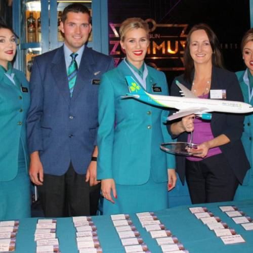 Aer Lingus All Set to Fly Dublin-Minneapolis/St Paul