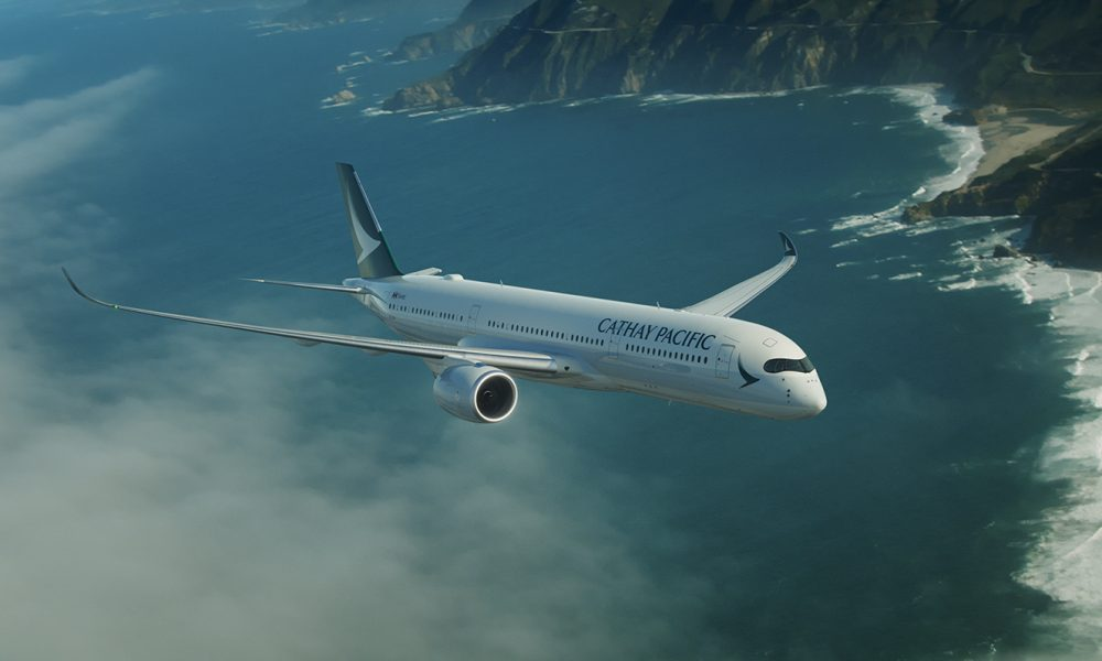 Cathay Pacific Celebrates with Birthday Fare of €399