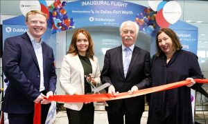 American Airlines Launches New Dublin-Texas Route