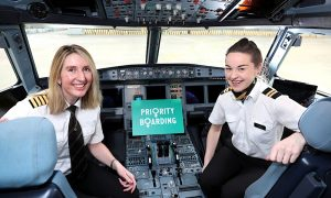 Aer Lingus Looks to Encourage More Female Pilots
