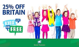 Irish Ferries Offers 25% Off Sailings to Britain, 15% Off Sailings to France