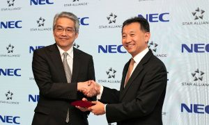 Star Alliance and NEC Corporation Sign Partnership Agreement