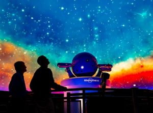 Dark Sky Destinations and Planetariums in New York State