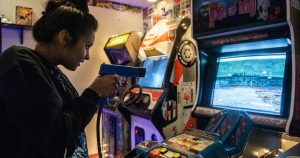 One of Toronto's newest video game bars has suddenly closed