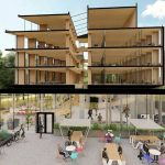 The University of Toronto might get a breathtaking new building made of wood