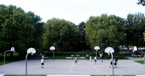 Toronto basketball players are mad at Canadian Tire for replacing their nets