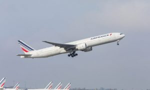 Stay Connected With Air France's Digital Services